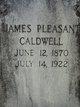 James Pleasant Caldwell