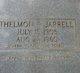 Thelmon Floyd Jarrell