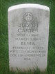 Judith East <I>Carter</I> Andrews