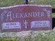 Profile photo:  Alfred Alexander