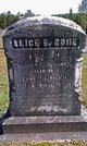 Profile photo:  Alice E. <I>Cone</I> Huntoon