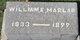 William E. Marlar