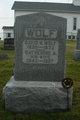 Catherine Ann <I>Bressler</I> Wolf