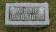 Willie Wolfe