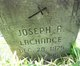 Profile photo:  Joseph A. Lachance