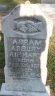 Profile photo:  Abram Asbury Airhart