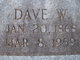 "Profile photo:  David Wilson ""Dave"" Dement"