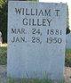 William Tipton Gilley