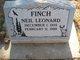 Profile photo:  Neil Leonard Finch