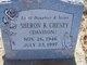Profile photo:  Sheron K <I>Davison</I> Cheney