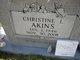 Christine L Akins