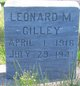 Leonard M Gilley