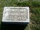 Profile photo:  Amos M Parker