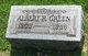 Profile photo:  Albert R Green