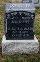 Celestia Alice <I>Reigel</I> Marsh