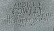 Ardill V. Cowley