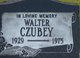 Walter Czubey