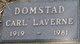 Carl Laverne Domstad