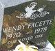 Wendy Facette