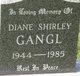 Diane Shirley Gangl