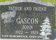 John Gascon