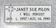 Janet Sue Pilon