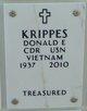 Donald Edward Krippes
