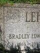 "Bradley Edward ""Brad"" Lehmkuhl"