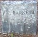 Pvt P E Barnett