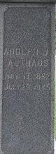 Profile photo:  Adolph J. Althaus