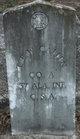 Pvt Thomas E. W. Callen
