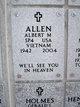 Profile photo:  Albert Marion Allen
