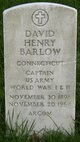 Profile photo:  David Henry Barlow