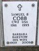 Profile photo:  Barbara Barstow Cobb