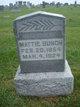 Profile photo:  Mattie Bunch