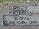 Edna Viola Cowell