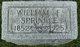 William F. Sprinkle