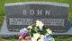 Profile photo:  Clara Sophia Wilhelmine <I>Mohs</I> Bohn