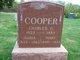 Hannah Maria <I>Gitchell</I> Cooper