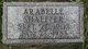 Arabelle <I>Ford</I> Shaeffer