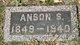 Anson Simonds Cooke