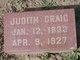 Judith Craig