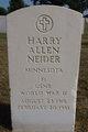 Profile photo:  Harry Allen Neider