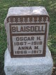"Oscar Herman ""Doc"" Blasdel"