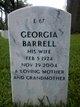 Profile photo:  Georgia <I>Smetak</I> Barrell