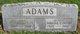 Profile photo:  Adeline Mae <I>Coffin</I> Adams