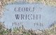 George T Wright