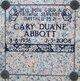 Profile photo:  Gary Duane Abbott