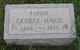 George Haigh Sr.