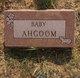 Profile photo:  Baby Ahgoom